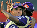 KKR beat Bangalore by 7 wickets
