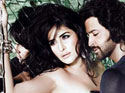 Kat purrs for Hrithik's attention