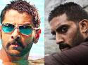 Abhishek vs Vikram in <em>Raavan</em>