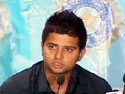 Will come back with the cup: Raina