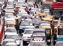 Rain throws Delhi traffic out of gear