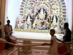 Kolkata celebrates Durga Puja