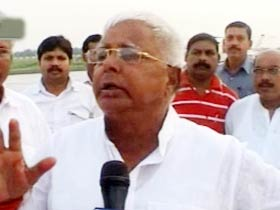 Nitish will be ousted soon: Lalu