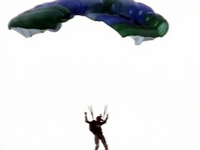 Base jumping comes to India