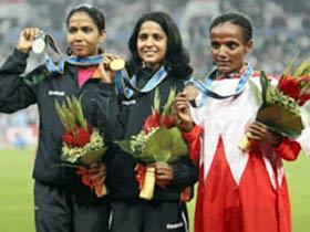 Preeja wins 4th gold