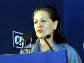 US cable criticised Sonia: WikiLeaks
