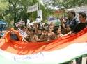 Politicians ride Anna Hazare's wave