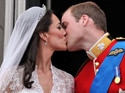 Prince William and Kate say 'I do'