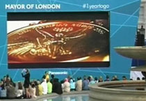 One year to go for London 2012 Olympics