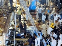 Nationwide hunt for blasts suspects