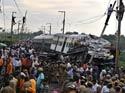 Watch video of train collision near Chennai