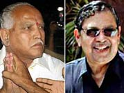 Why doesn't BSY expose me: Hegde