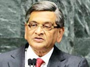 India-Pak trust deficit shrinking: Krishna