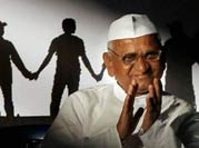 Government has fooled us, says Anna Hazare