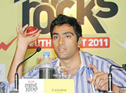 Ashwin reveals the secret of 'carrom' spin