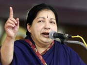 Centre yet to reply on CISF cover to Mullaperiyar: Jaya