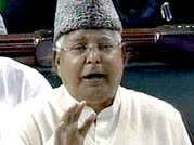 Lalu steals the Lokpal show in LS