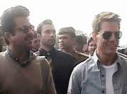 Tom Cruise in India to promote <em>MI 4</em>