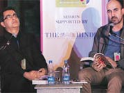 Rushdie's Verses send Jaipur Fest in tizzy
