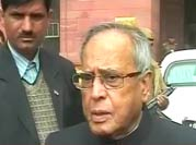 Budget session after polls: Pranab