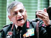 Army chief to withdraw plea against Govt