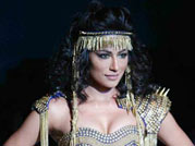 Chitrangada Singh walks the ramp at WIFW