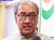 Will sit in opposition, if we lose polls: Digvijaya Singh