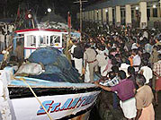 Italian crew charged with murder of Indian fishermen