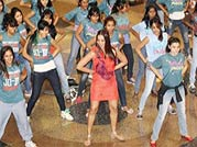 Bips, Madhavan promote Jodi... via flash mob
