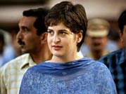 Priyanka alleges utter lawlessness in UP
