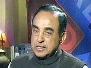 Chidambaram should also be in jail, says Subramanian Swamy