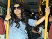 Vidya on promotional spree for <em>Kahaani</em>