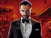 Saif talks about Agent Vinod