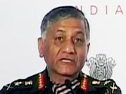 India's border presence not satisfactory, says Army chief
