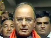 Party will resolve K'taka crisis soon: Arun Jaitley