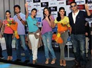 Housefull 2 cast on a promotional spree