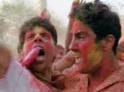 A brand new Holi song