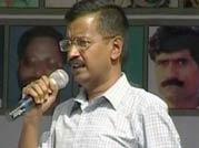 Arvind Kejriwal names 14 tainted Union Ministers