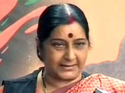 Results disappointing for Cong: Sushma