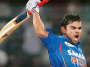 Virat Kohli: The next master blaster