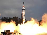 India test-fires Agni-5, joins ICBM club