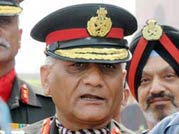 Annandale ground is of strategic importance, says Army chief