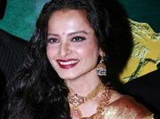 Three cheers for Rekha: Bollywood