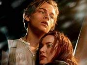 Titanic stars Kate Winslet and Leonardo DiCaprio shelled with stardom