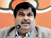 Gadkari set to get 2nd term as BJP chief