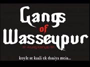 Anurag Kashyap's Gangs of Wasseypur set for world premiere at Cannes