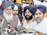 Akali Dal backs demand for Operation Bluestar memorial