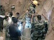 Four-year-old Mahi falls into 68-ft deep pit