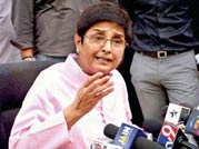 Kiran Bedi attacks PM over Coalgate