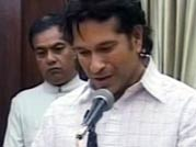 Sachin Tendulkar sworn in as Rajya Sabha member